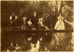 Bootsfahrt 1892
