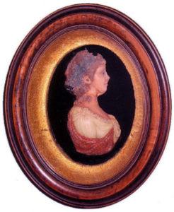 Porträt der Mutter