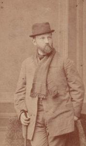 Porträt circa 1885