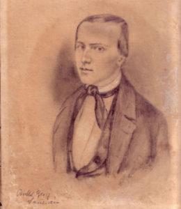Porträtzeichnung